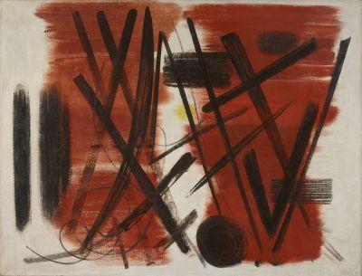 汉斯·哈同(1904-1989) 抽象化——一种人类语言 (个展)