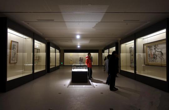 金刚博物馆开门迎客 藏品4万余件