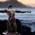 布拉德利Bradley青铜雕塑作品