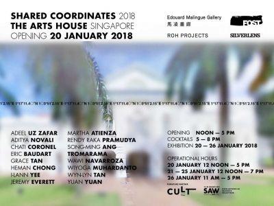 SHARED COORDINATES 2018 (群展)