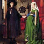 【尼德兰】扬·凡·艾克《阿尔诺芬尼夫妇像》——【一只汪的魔幻旅程】