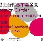 卡地亚当代艺术基金会——陌生风景 (群展)