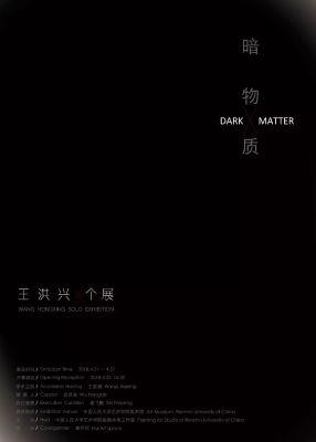 暗物质——王洪兴个展 (个展)