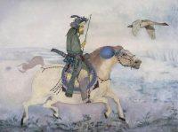 范迪安:心灵的游踪——傅瑶艺术简论