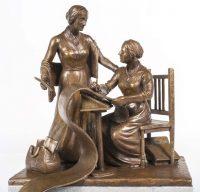 第一座妇女纪念碑终于加入中央公园成为第22尊塑像