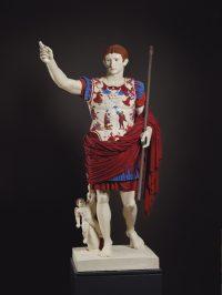 The Polychrome Reconstruction of the Prima Porta Statue - 普利马波塔塑像的彩绘重建