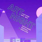 2018伦敦艺术之夜