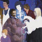 The History of Washington D.C.'s National Museum of Women in the Arts - 华盛顿哥伦比亚特区美国国家妇女艺术博物馆的历史
