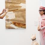 图片中的弗里兹·伦敦艺术博览会Frieze London 2018
