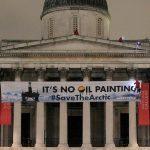 多年环保抗议后,壳牌结束了对国家美术馆的赞助