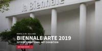 2019 第58届威尼斯国际艺术双年展:愿你活在有趣的时代