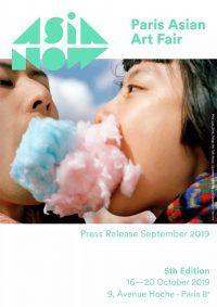 Asia Now Paris 2019 第五届巴黎亚洲艺术博览会——IRL {In Real Life}